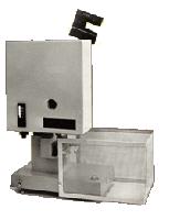 Купить Копер маятниковый 2083 КМ-04 для определения ударной вязкости пластмасс при двухопорном ударном изгибе по методу Шарпи в соответствии с ГОСТ 4647. Испытываемые образцы по ГОСТ 4647