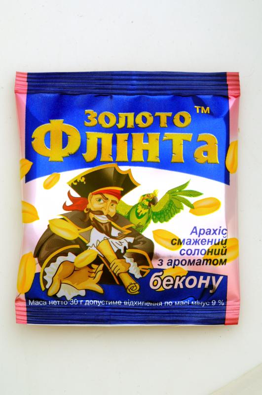 Купить Арахис соленый со вкусом бекона