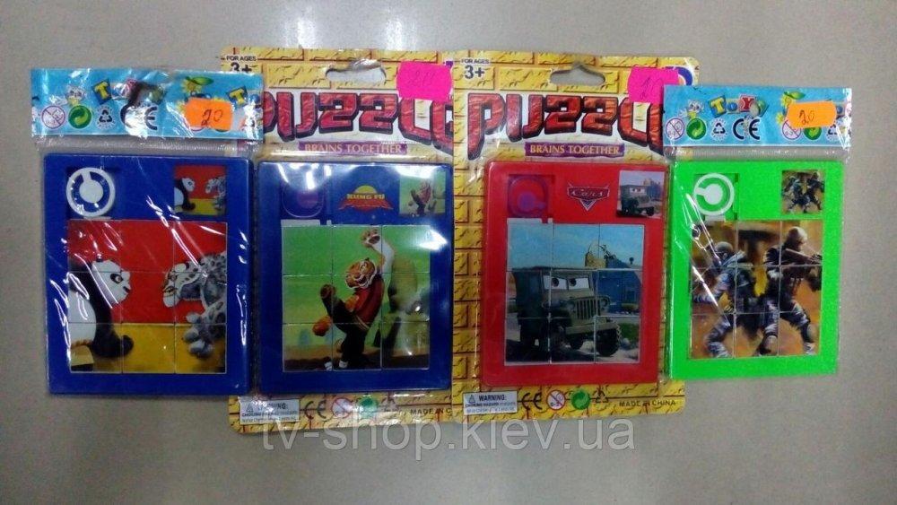 Купить Игра Пятнашки (2 вида)