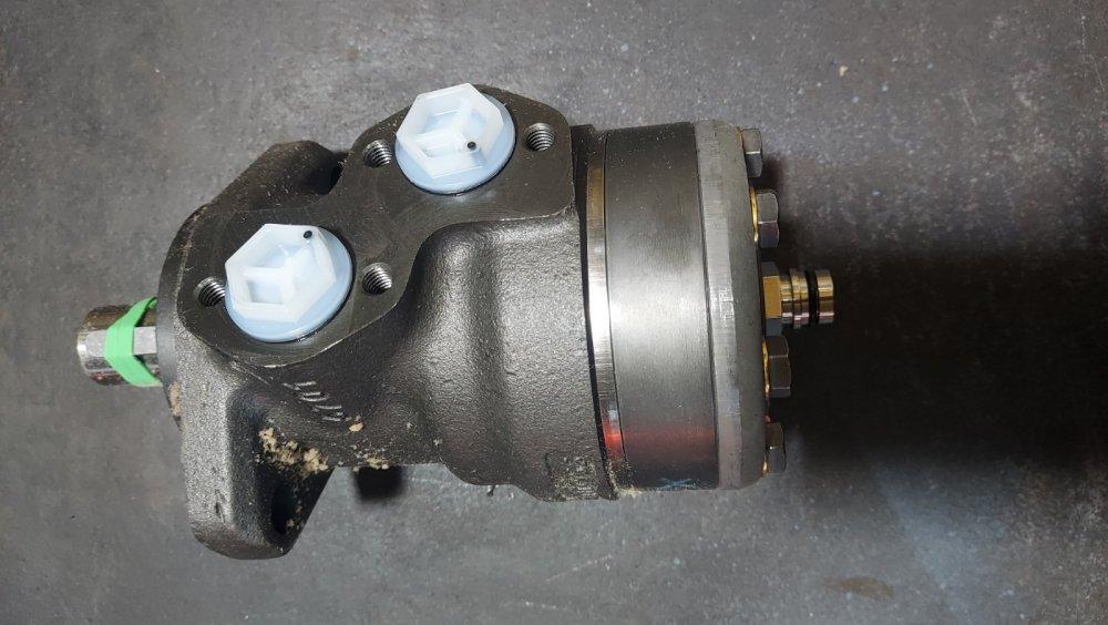 Купить Гидромотор OMP 250 Sauer Danfoss оригинал