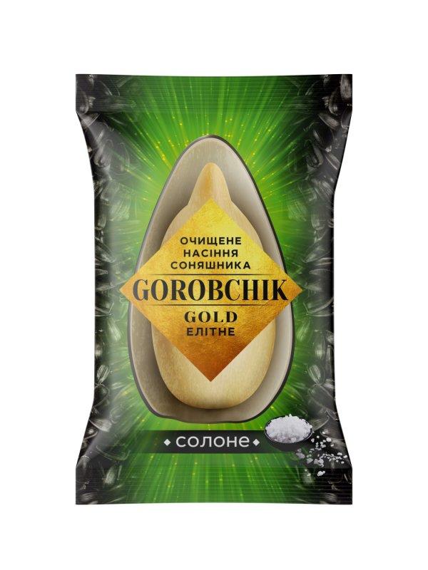 Купить Ядро подсолнечника Gorobchik Gold жареное соленое 50 гр