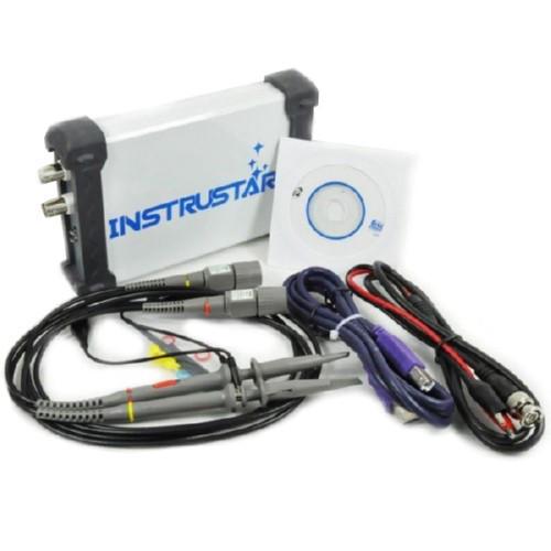 Купить Осциллограф USB приставка ISDS205A, 2канала 20МГц 48МС/с