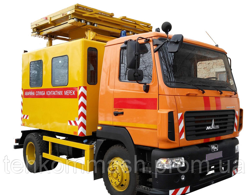 Buy The breakdown vehicle for repair of the contact AT-70M-041 networks