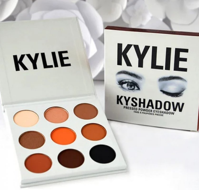 Купить Набор тени KYLIE KyGR009   Тени для век Кайли   Палетка теней от Kylie Jenner