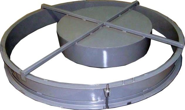 Купить Форма крышки бетонного кольца 1000 мм