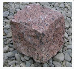 Buy Stone blocks 10kh10kh10sm chipped