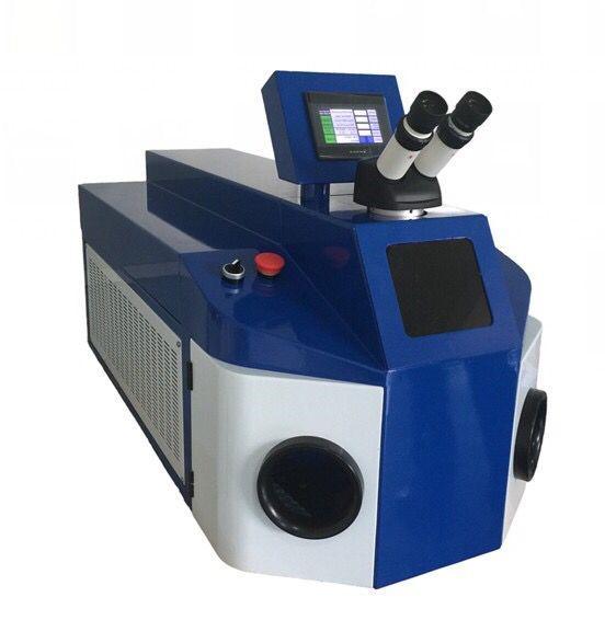 Купить Ювелирный лазерный сварочный аппарат 200 Вт yag лазер