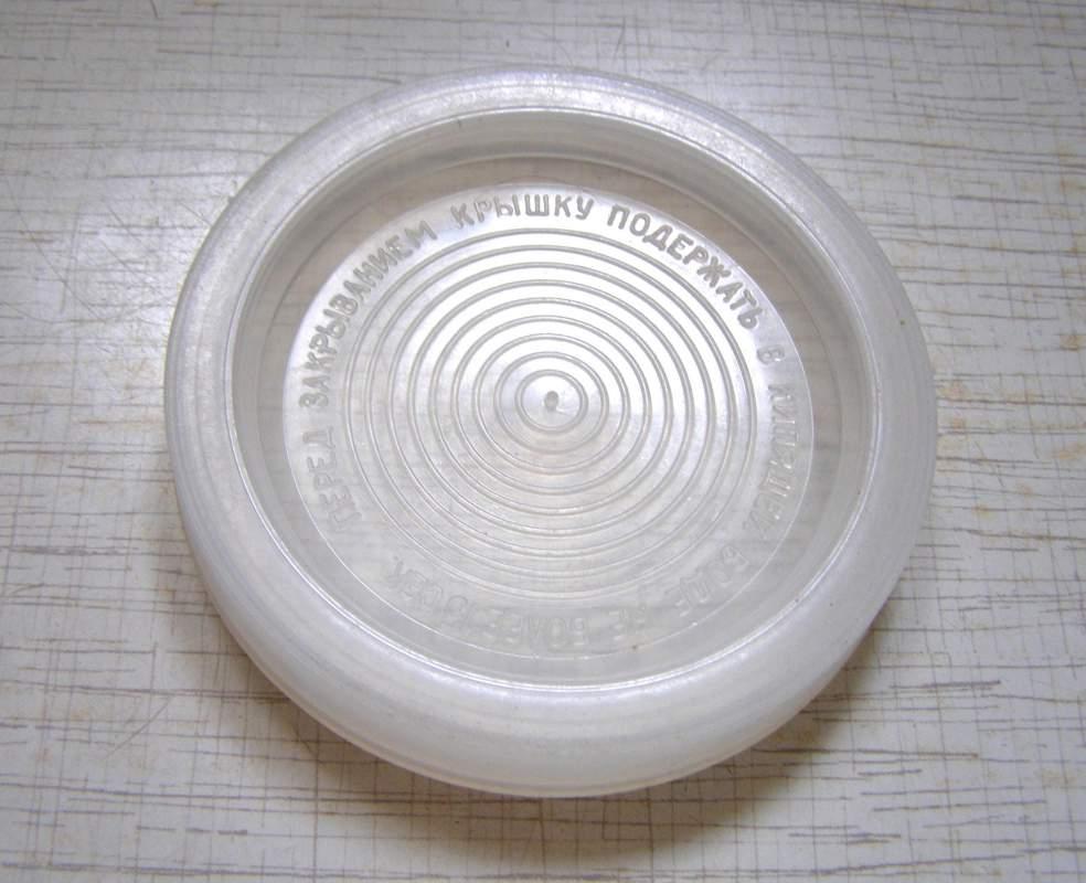 крышки капроновые фото