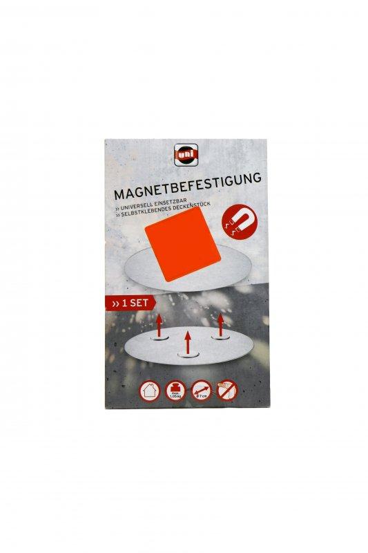 Купить Магнитное крепление для детекторов дыма металлик K03-550102