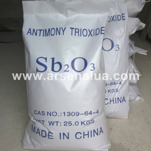 Buy Antimony Sb2O3 trioxide from the direct importer