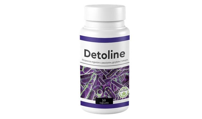 Detoline (Детолайн) - капсулы от паразитов