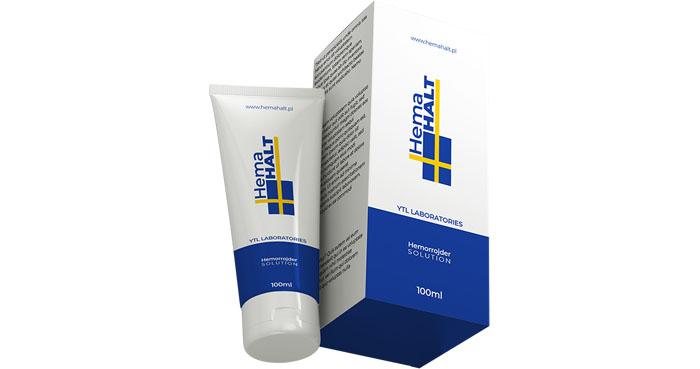 Buy HemaHalt (HemaHalt) - cream for hemorrhoids