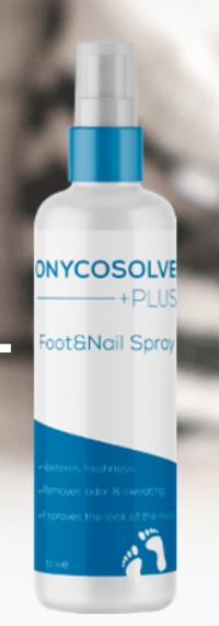 Onycosolve Plus (Оникосолв Плас) - спрей от грибка