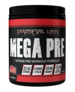 Buy Primeval Labs (Primeval Labs) - capsules for muscle growth