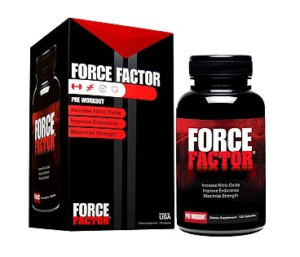 Buy Force Factor - capsules for muscle growth
