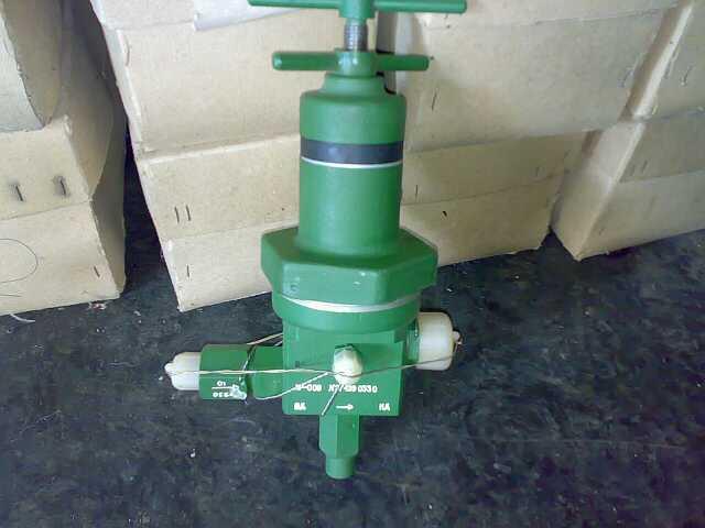 Газовый редуктор АР-009