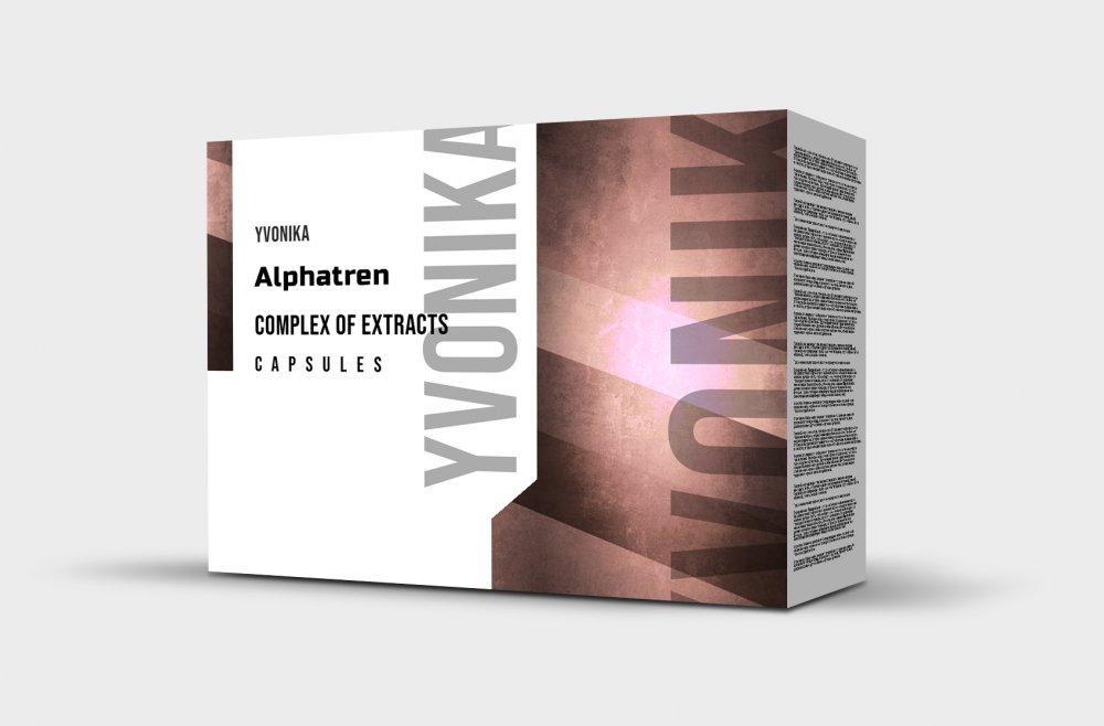 Buy AlphaTren (AlphaTren) - capsules for muscle growth