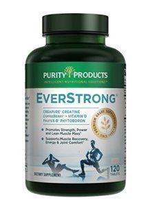 Купить EverStrong (ЭверСтронг) - капсулы для роста мышечной массы