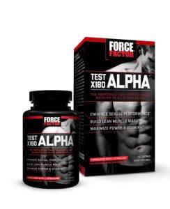 Купить Test X180 Alpha (Тест Икс180 Альфа) - капсулы для роста мышечной массы
