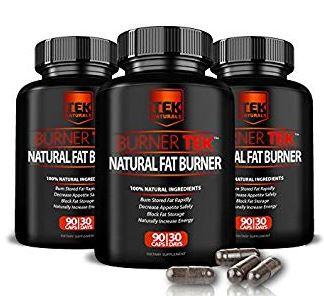 Buy BurnerTEK (Björner TEK) - capsules for muscle growth