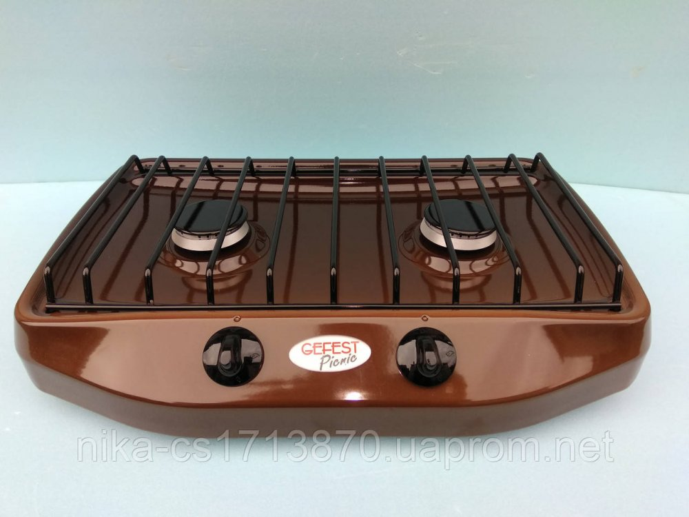 Купить Газовая печь GEFEST ( ГЕФЕСТ ) 2-х конфорочная ( горелки ) Белоруссия