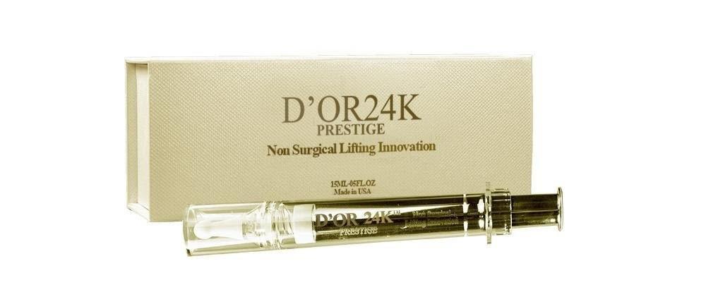 D'OR 24K (Д'ОР 24К) - крем для подтяжки кожи лица