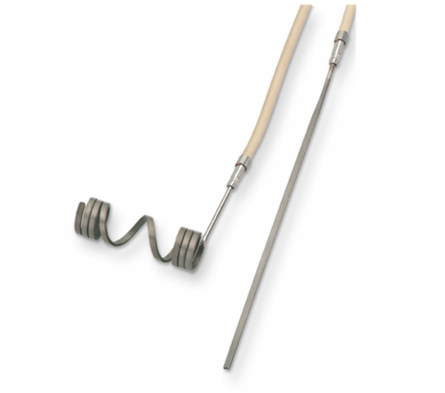 Купить Спиральный нагреватель WRP hotspring® квадратного сечения 3,0х3,0 мм, 215 Вт