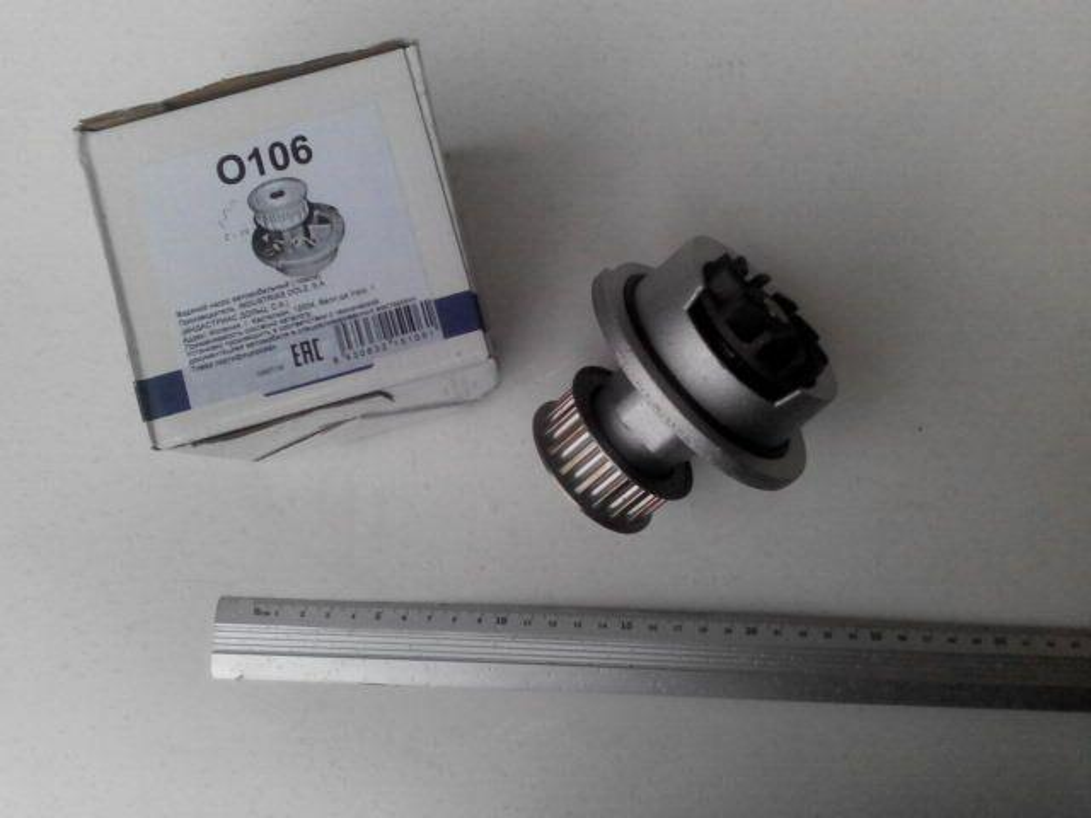 Купить Помпа Lanos 1.5, Dolz (O106)