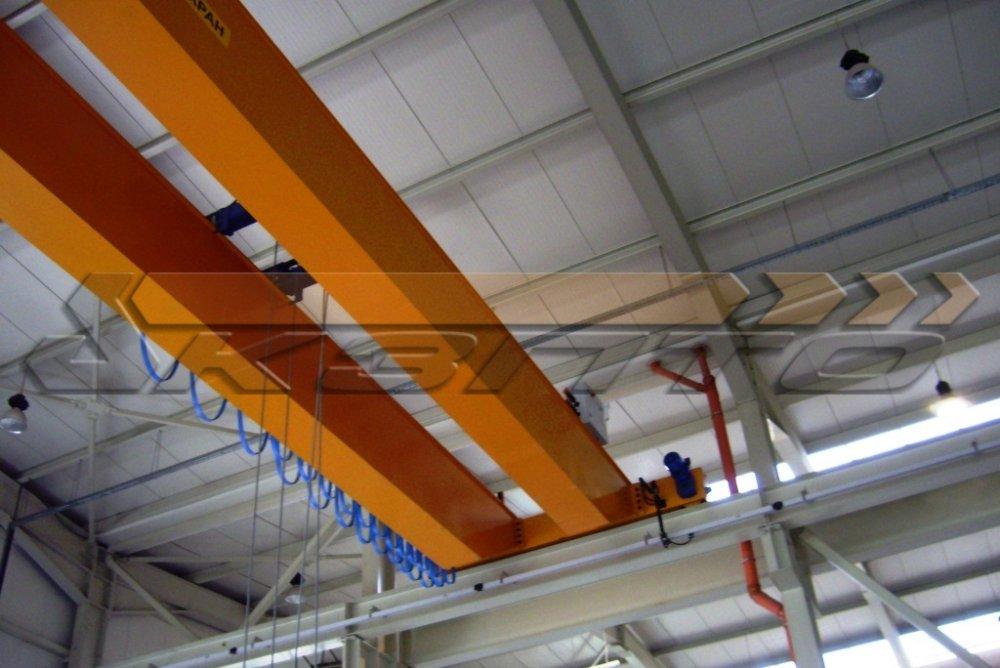 Buy Cranes are bridge, goat, semi-goat, the load-lifting equipment