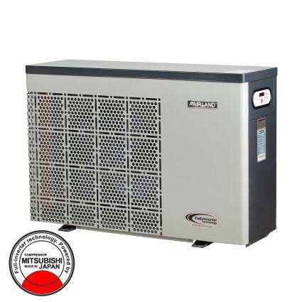 Купить Fairland Тепловой насос Fairland IPHC33 инверторный (20-40м3,тепло/холод,13кВт)