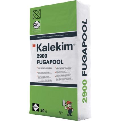Купить Kalekim Влагостойкая затирка для швов Kalekim Fugapool 2900 (20 кг) уцененная