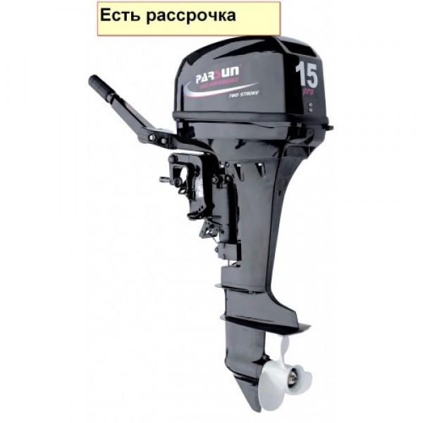 Купить Мотор Parsun T15BMS PRO ( 15+ л.с.) (эндуро, цифровое зажигание, выпрямитель 12v)