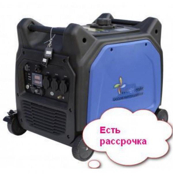 Купить Генератор-инвертор Weekender X6500ie электрозапуск(Есть рассрочка)