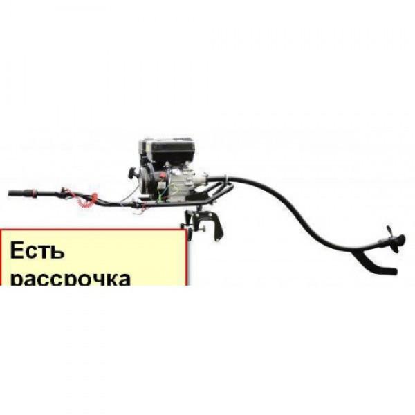 Купить Лодочный мотор Parsun LT7 для мелководья. Четырехтактный, Румпельное управление, Ручной запуск