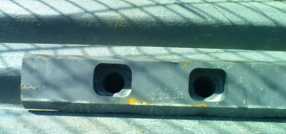 Купить Планка прижымная дробилки Sandvik JM1108