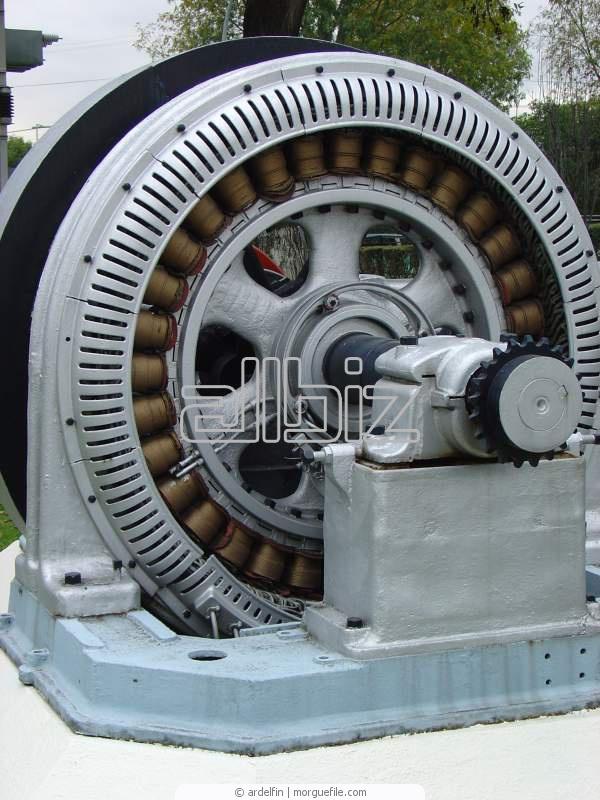 Buy Generator synchronous three-phase DGS92-4M M101