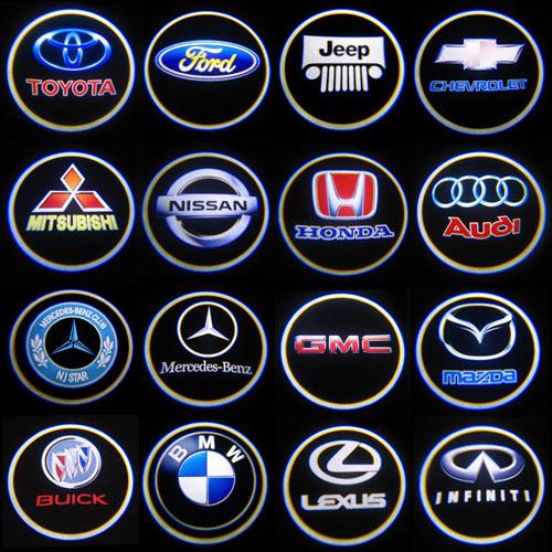 проектор логотипа автомобиля: