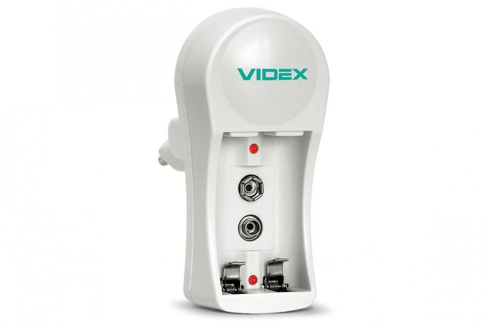 Купить Зарядное устройство для батареек Videx VCH-N201