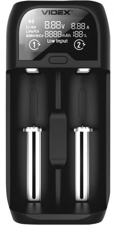 Купить Зарядное устройство универсальное VIDEX VCH-UD200