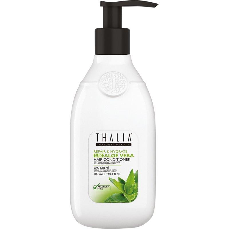 Восстанавливающий кондиционер для волос Thalia Aloe Vera Expert Care с алоэ вера 300 мл