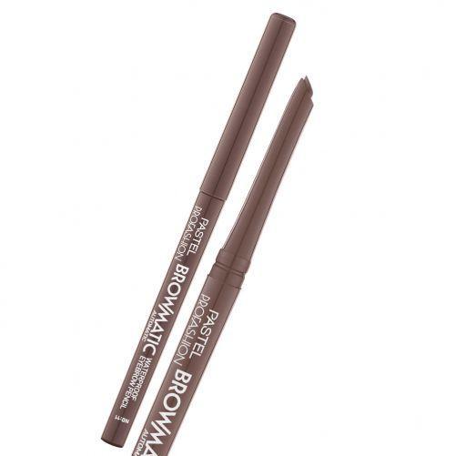 Автоматический карандаш для бровей PASTEL Светло коричневый 11, 1.35 г