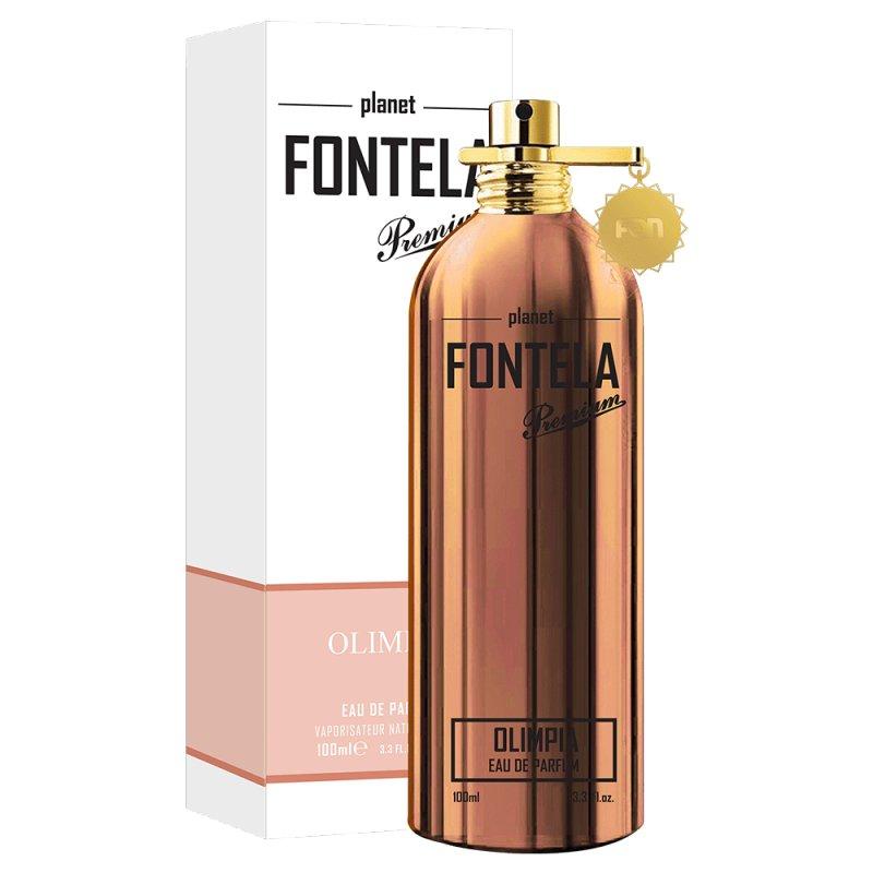 Купить Парфюмированная вода Fon cosmetic Fontela for women Olimpia,100 мл