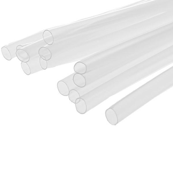 Купить Термоусадка W-1-H 1,0/0,5мм, 1метр, WOER, в упаковке 100 шт. прозрачный