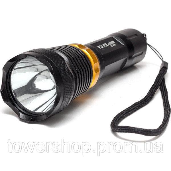 Купить Подводный фонарь фонарик для дайвинга Police BL-8762 Q5 Cree