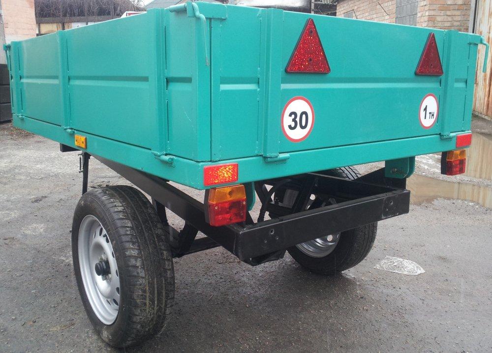 Напівпричеп тракторний 1ПТС-1