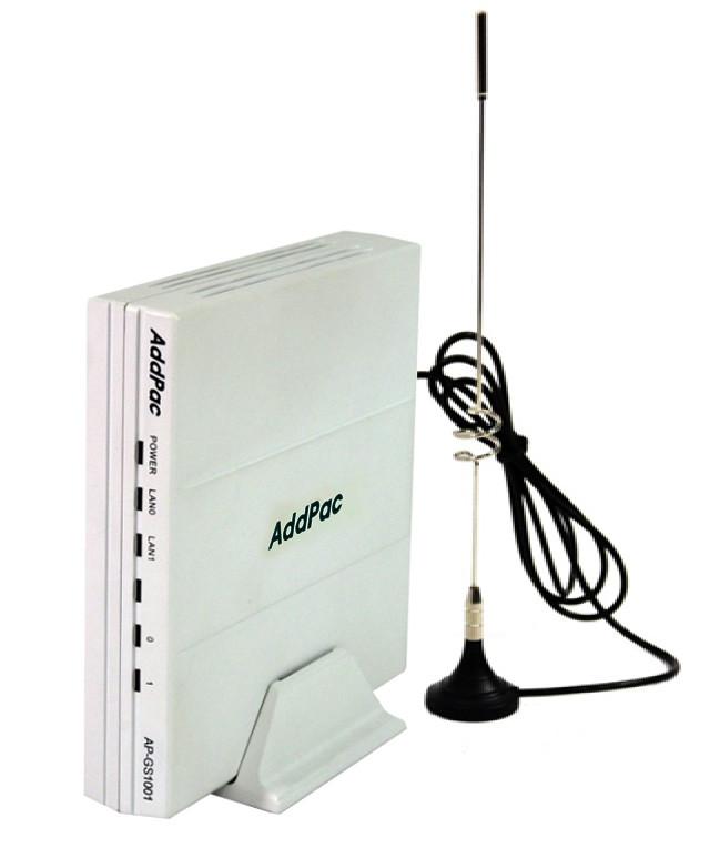 Купить VoIP-GSM шлюз AddPac AP-GS1001C
