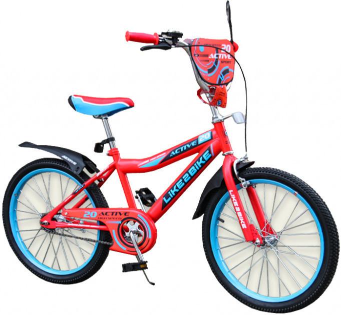Купить Велосипед детский двухколесный 20 дюймов Like2bike Sprint 192026