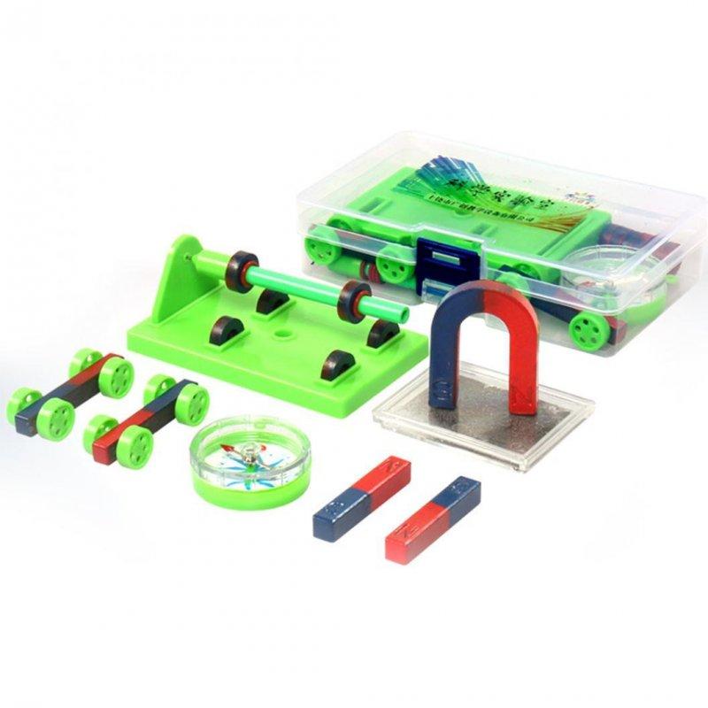Купить Лабораторний набір з вивчення явища магнетизму / Лабораторный набор по изучению явления магнетизма