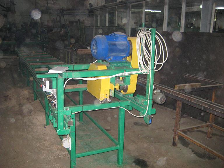 Buy Equipment for production of joiner's products: Machine woodworking longitudinally распиловочный TSP 52.00.00.00