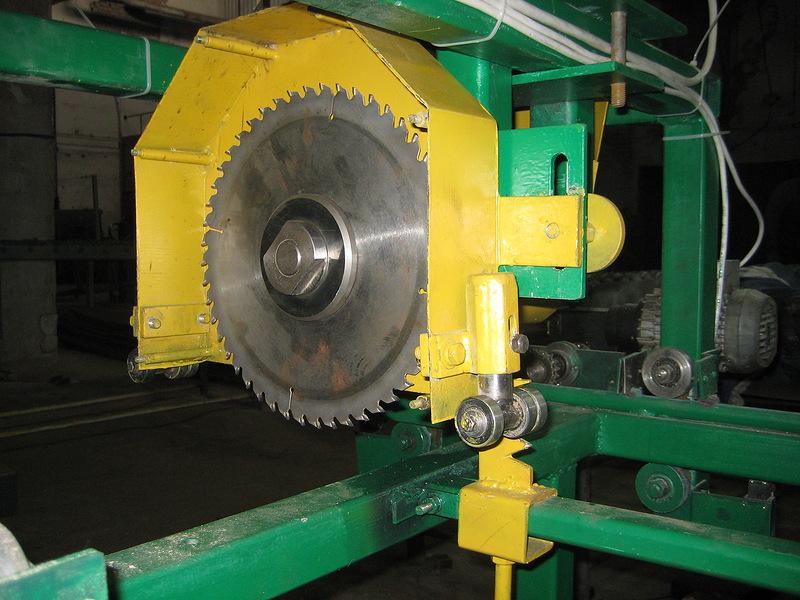 Купить Оборудование для производства столярных изделий: станок торцовочный ТСП 53.00.00.00